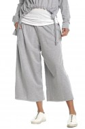 Planet - Crop Pant - Heather