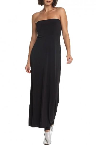 Planet - Maxi Dress - Black