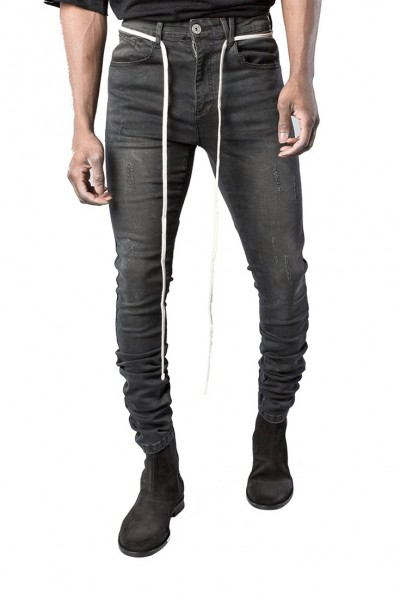 Kollar - Men's Essential Denim - Black