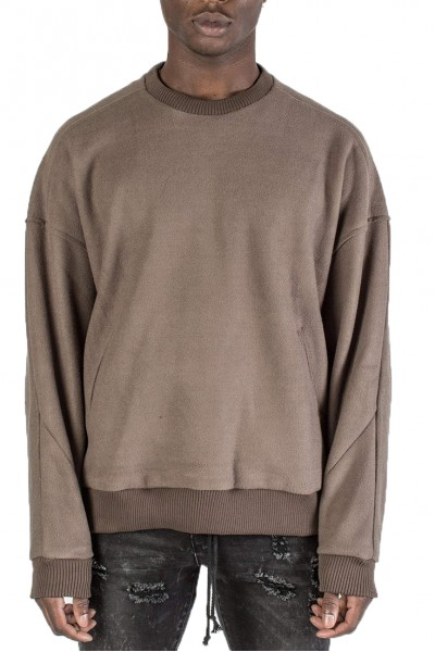 Kollar - Men's Signature Crew Neck - Grey