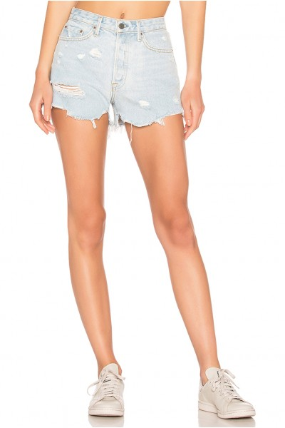 Grlfrnd - Women's Helena Shorts - Out Of Time