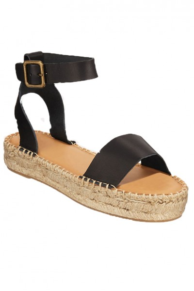 Soludos - Women's Candiz Sandal - Black