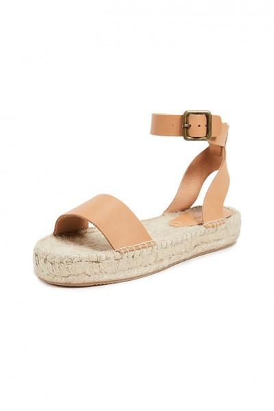 Soludos - Women's Cadiz Sandals - Nude