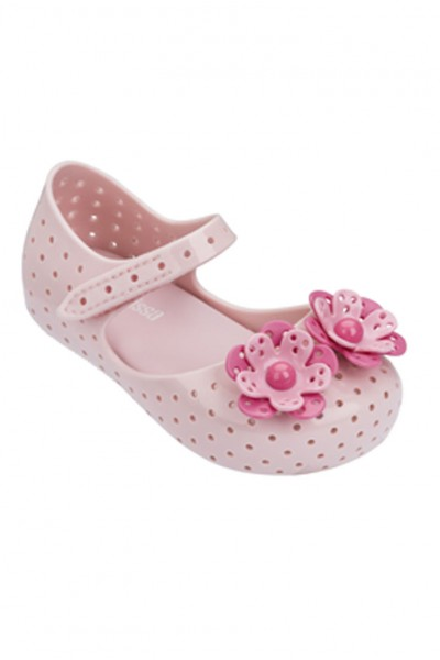 Mini Melissa - Baby & Kids Mini Furadinha XII - Light Pink