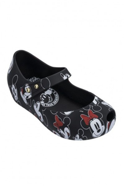 Mini Melissa - Baby & Kids Mini Ultragirl+Mickey - Black