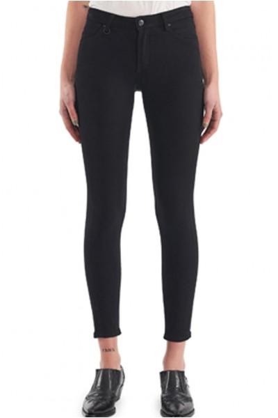 Neuw - Women's Bowery Skinny - Black Silk