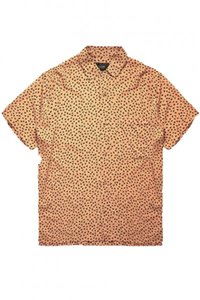 Neuw - Men's Smith SS Shirt - Turmeric