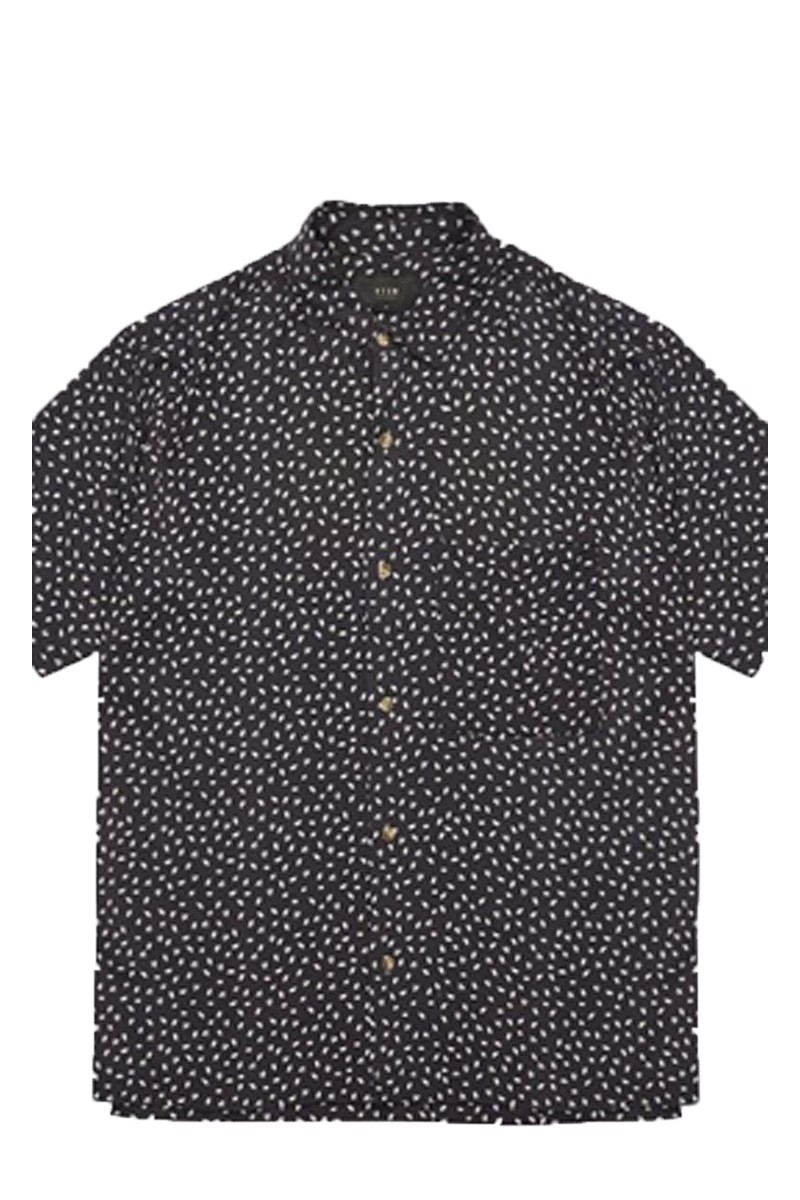 Neuw - Men's Smith SS Shirt - Black