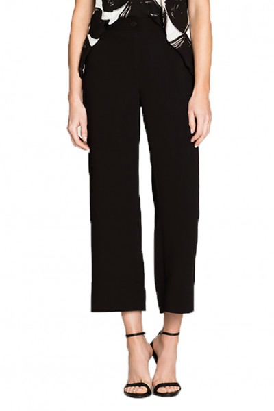 Nic+Zoe - Harbour Town Pant - Black Onyx