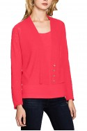 Nic+Zoe - Moonlit Cardy - Cosmo Red