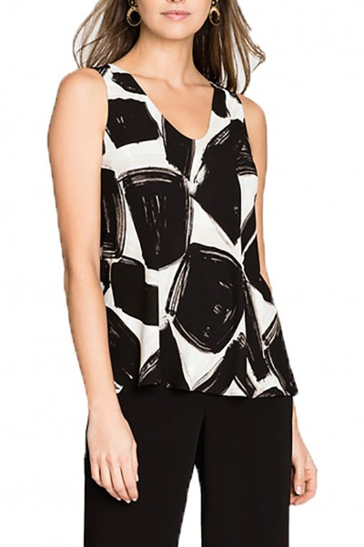 Nic+Zoe - Nightfall Top - Multi