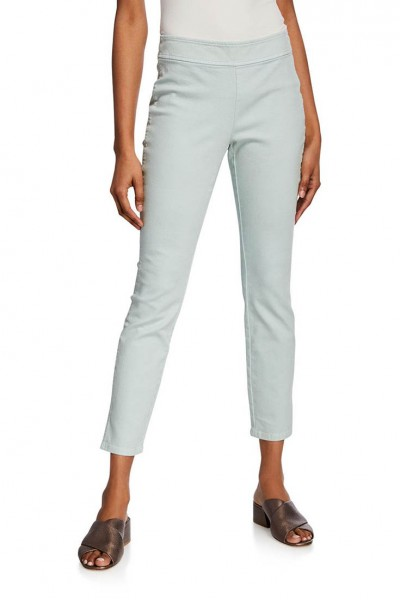 Nic+Zoe - Bay Breeze Denim Pant - Blue Light
