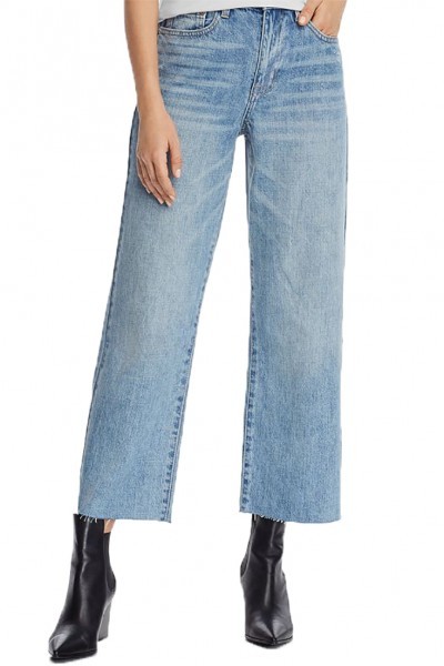 Pistola - CHER HIGH RISE WIDE LEG PANT - COME ON