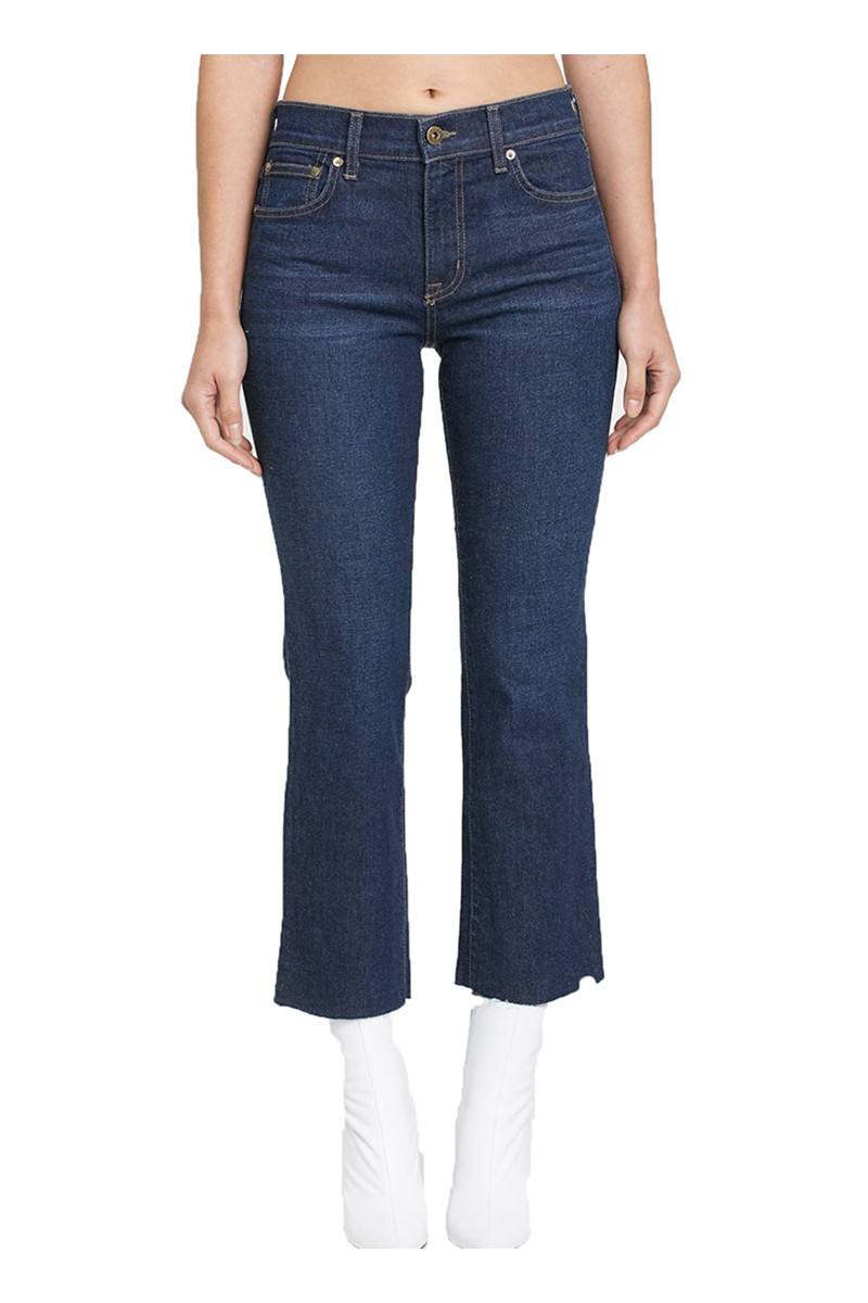 Pistola - LENNON HIGH RISE CROPPED BOOT PANT - Never Too Late