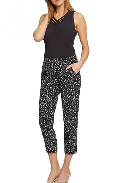 Nic+Zoe - Women's Scribble Pant - Multi