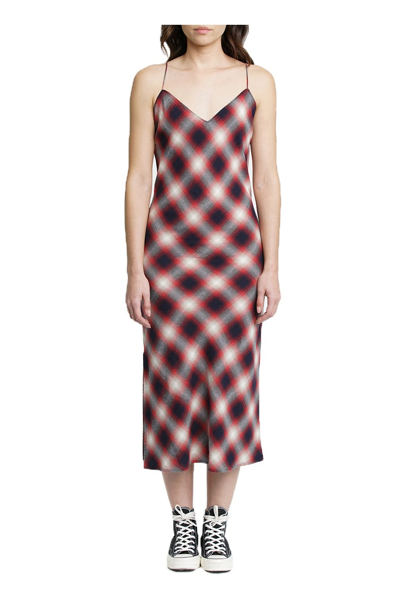 Pistola - Women's Mari Maxi Slip Dress - Twisted
