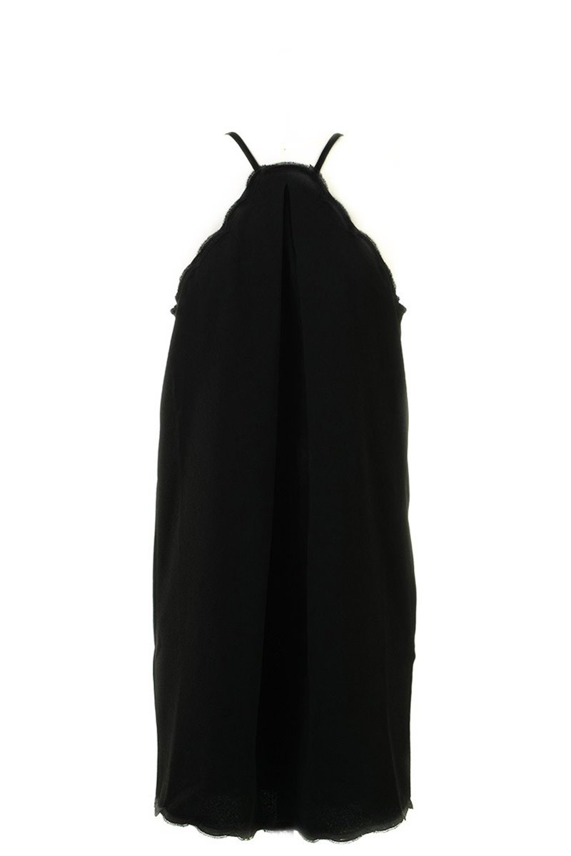 Trina Turk - Women's Shirt Dress Vine Dress - Black