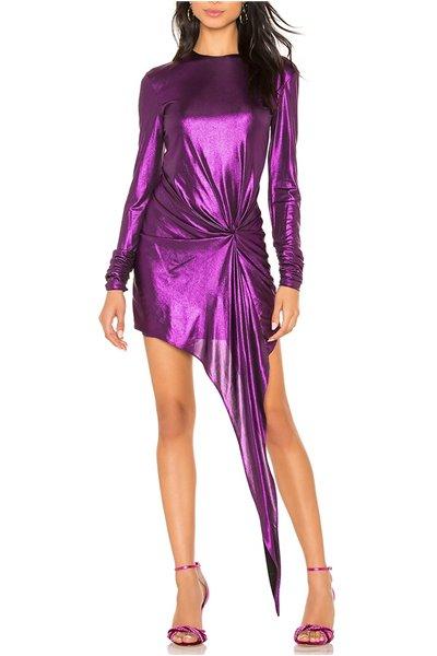 Ronny Kobo - Women's Hadassah Dress - Fuchsia