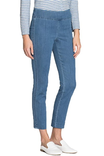Nic+Zoe - Ease Of Mind Denim Pant - Medium Wash