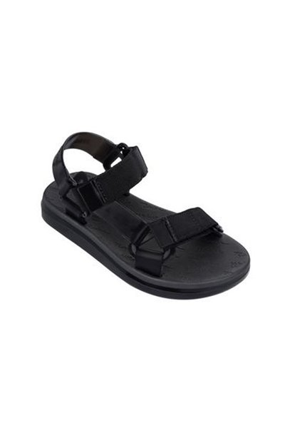 Melissa - Women's Papete + Rider Slide Boasts Slipper - Black