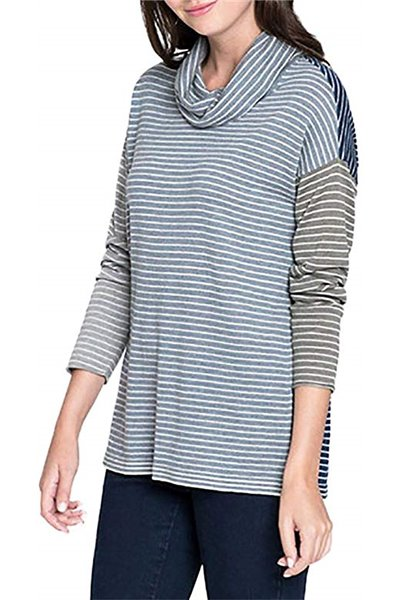 Nic+Zoe - Women's Tranuil Top - Multi