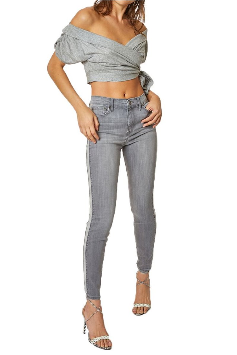Pistola - Aline Tux High Rise Skinny Pant - This or That