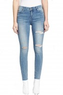Pistola - Women's Audrey Mid Rise Skinny Pant - Fate