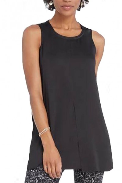 Nic+Zoe - Women's Central Top - Black Onyx