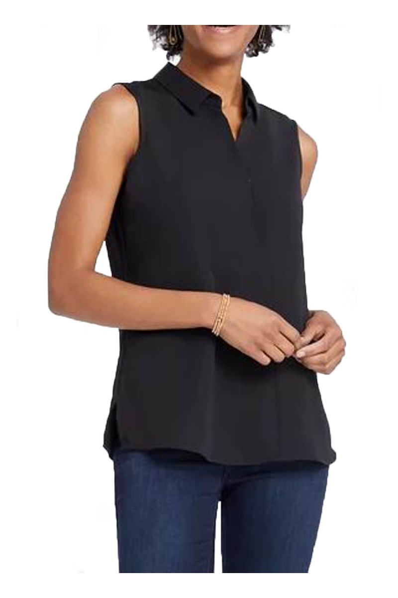 Nic+Zoe - Women's Essential Tank - Black Onyx