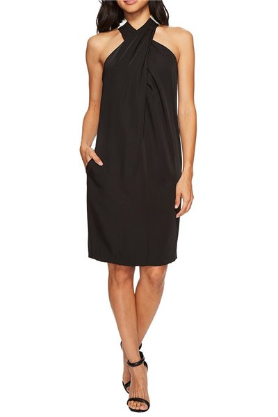 Trina Turk - Women's Glencoe Dress - Black - White