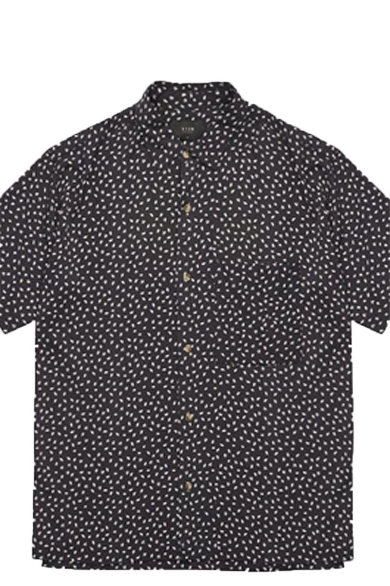 Neuw - Men's Smith SS Shirt - Black