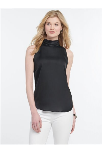 Nic+Zoe - DESTINATION MOCK TANK - Black Onyx
