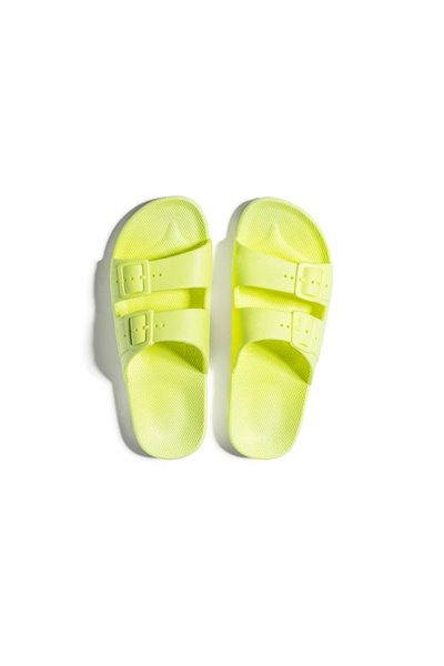 Moses - Adult Freedom Slipper Sandals - Acid