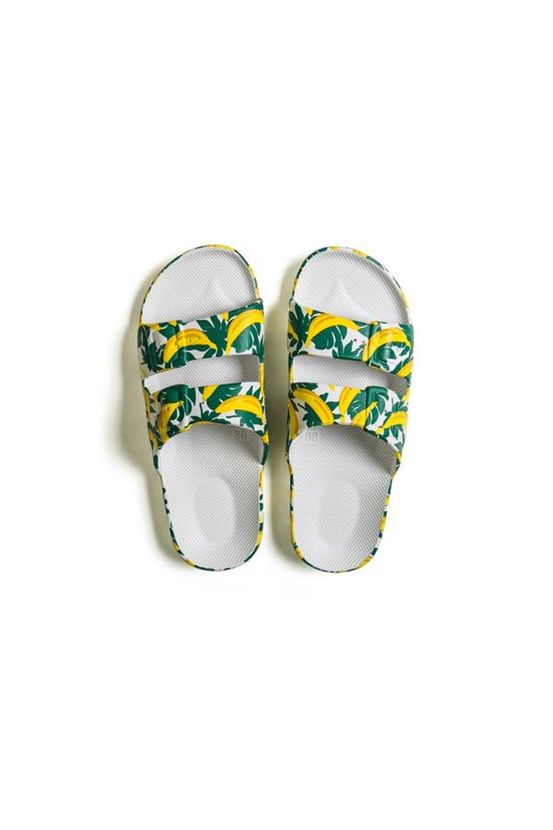 Moses - Adult Freedom Slipper Sandals - BANANAS