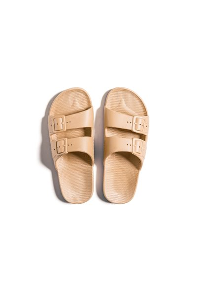 Moses - Adult Freedom Slipper Sandals - Camel