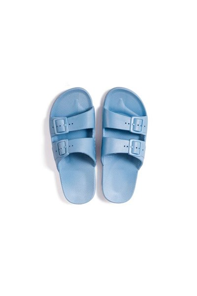 Moses - Adult Freedom Slipper Sandals - Lagoon