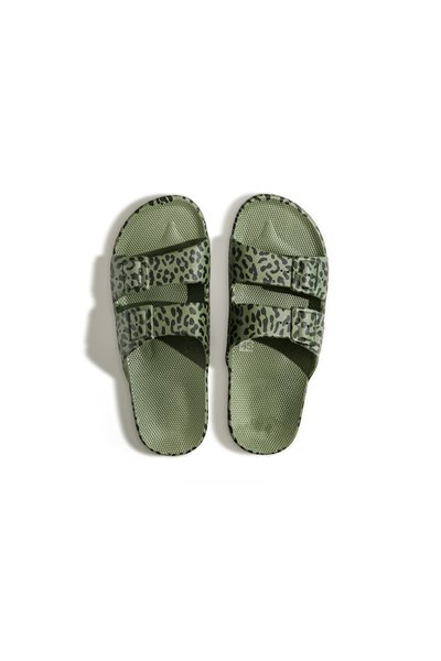 Moses - Adult Freedom Slipper Sandals - Leo CACTUS