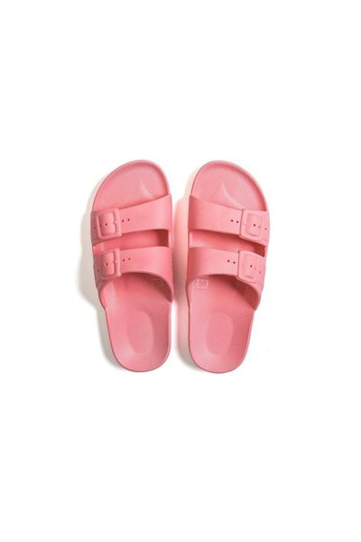 Moses - Adult Freedom Slipper Sandals - PINK MARTINI