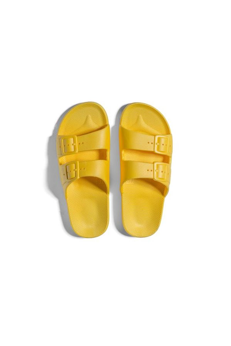 Moses - Adult Freedom Slipper Sandals - Sunny
