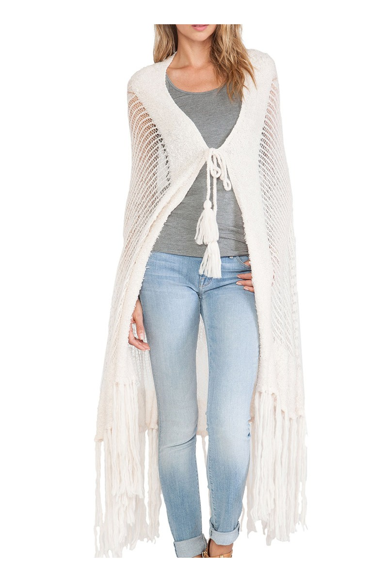 Wildfox - Garden Shawl - Lace