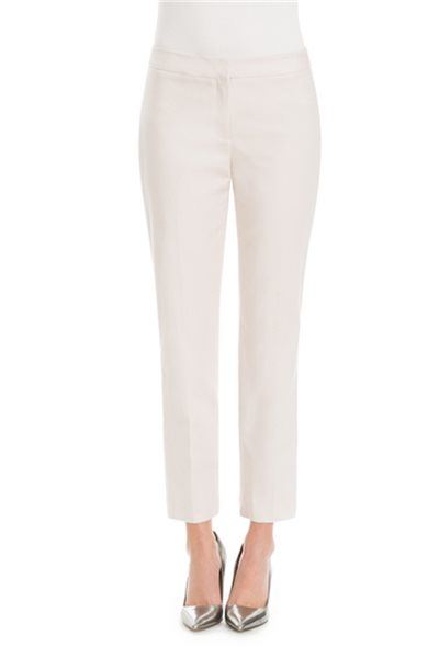 Nic+Zoe - The Perfect Pant Front Zip Ankle - Pink Pearl